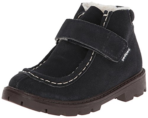 Pediped Flex Jackie Boot (Little Kid/Toddler),Navy,27 Eu(10-10.5 Us Little Kid) front-1066484
