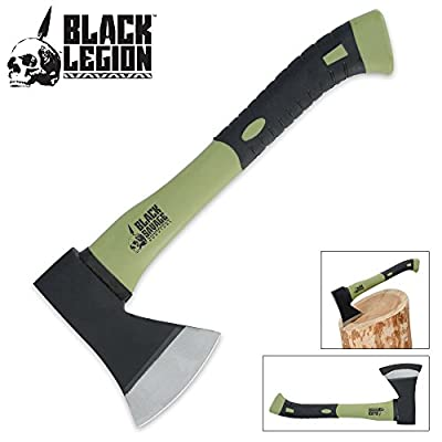 Black Legion Camping Hatchet/Axe from United Cutlery