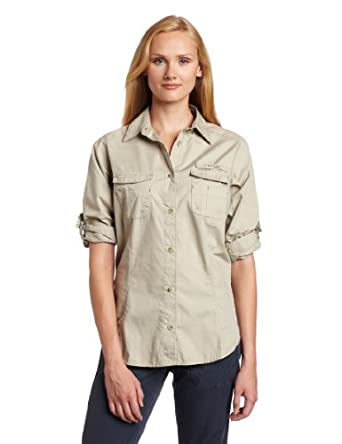 Columbia women 39 s bonehead long sleeve shirt Columbia womens fishing shirt