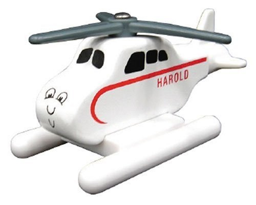 Thomas And Friends Wooden Railway - Harold The Helicopter