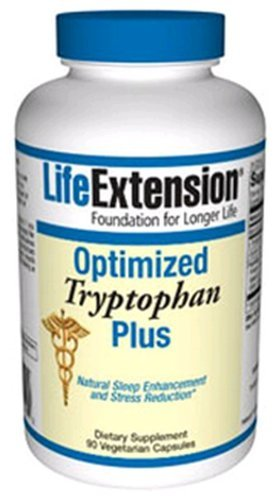 Optimized Tryptophan Plus 90 Count - 1 Bottle