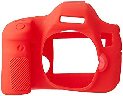 EasyCover Camera Case for Canon 6D (Red)
