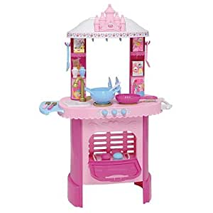 Disney Princess Pink Castle Sounds Kitchen