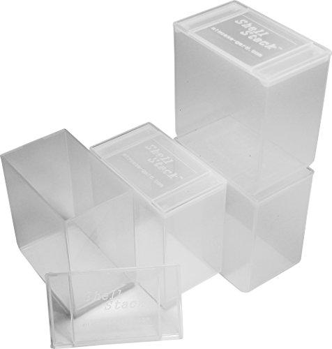 MTM SS25-00 Shell Stack 25 Rd. Compact Shotshell Storage Box (Set of 4) (Shotshell Box compare prices)