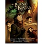 The Legend of Korra: The Art of the Animated Series: Book One - Air (Hardback) - Common