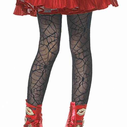 Kids Spider Web Tights