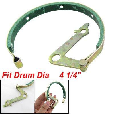 Buy Low Price Como Gocart Stroller Mini Bike Part 4 1/4″ Diameter Rear Brake Drum Band (sourcingmap)