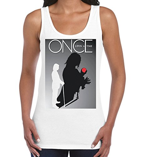 Once Upon A Time Art Women's Tank Top Small