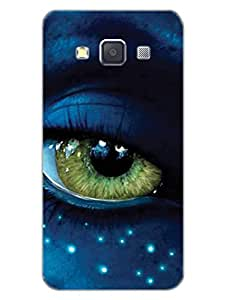 Avatar - Someone Is Watching You - Hard Back Case Cover for Samsung A3 - Superior Matte Finish - HD Printed Cases and Covers