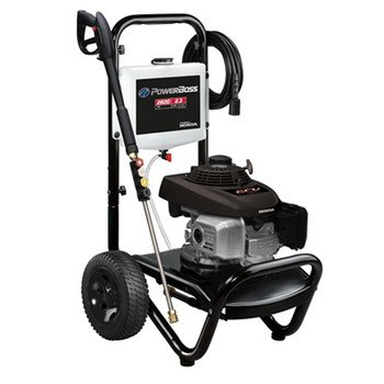 Power Boss 020453 2,600 PSI 2.3 GPM 160cc Honda GCV160 Gas-Powered Pressure Washer