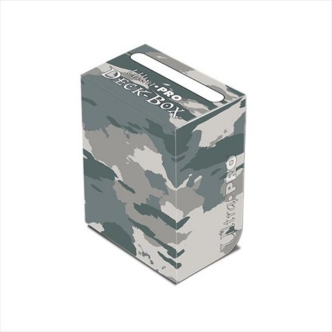 Full View Deck Box, Artic Camo