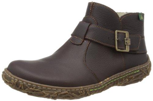 El Naturalista Womens Nido Brown Boots N734 4 UK, 37 EU