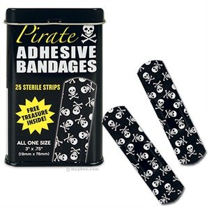Pirate Bandages front-916425