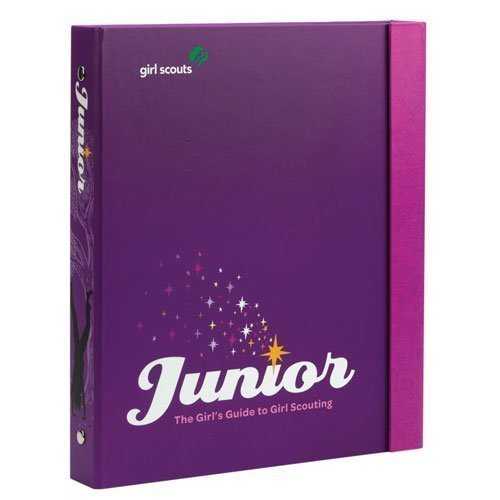 Junior Girl Scout Guide is a must have for leaders.