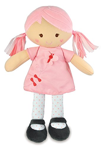 Kids Preferred Girls Ella Toddler Doll with Pink Hair - 1