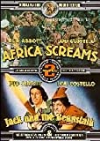 Cover art for  Africa Screams/ Jack and the Beanstalk