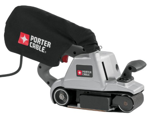 Porter-Cable 360VS 12 Amp 3-Inch by 24-Inch Variable Speed Belt Sander