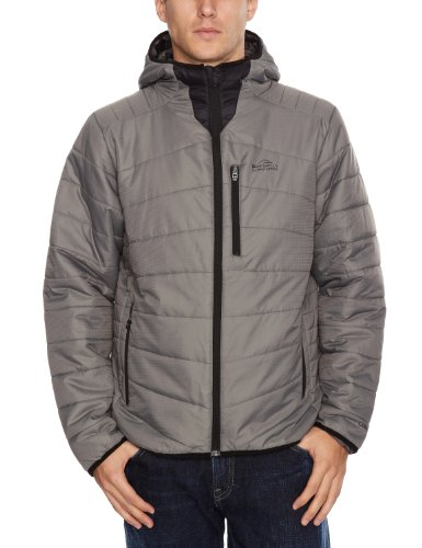Bear Grylls Climaplus Men's Jacket - Steel, Small