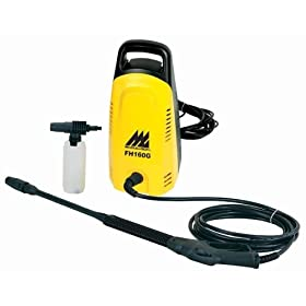 McCulloch 1800 psi Electric Pressure Washer fhh18a Equipment