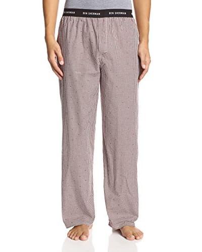 Ben Sherman Men's Woven Sleep Pants