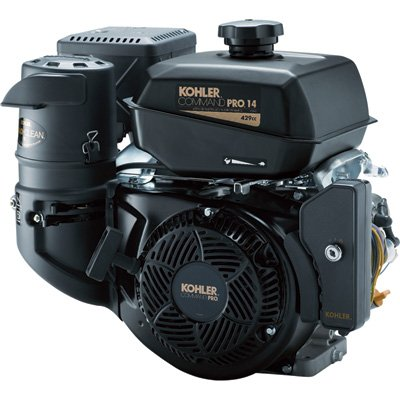 Kohler Command Pro Horizontal Engine - 429cc, 1in. x 3.49in. Shaft, Model# PA-CH440-3031 image