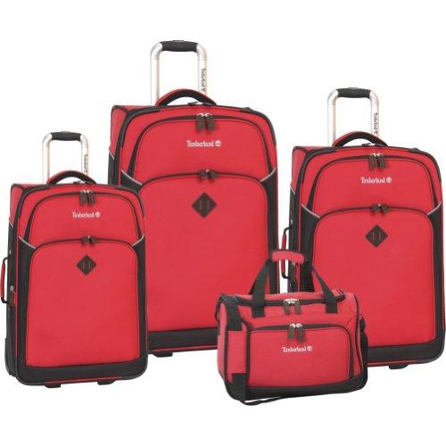 Timberland Monadnock 4 Piece Luggage Set