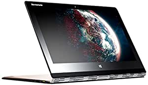 """Lenovo Yoga 3 Pro Convertible Ultrabook   Gold   Intel Core M 5Y70, 512 GB SSD HDD, 8 GB RAM, 13.3"""" QHD+ 3200x1800 Touchscreen, Intel HD 5300 Graph available at Amazon for Rs.148500"""