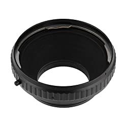 Fotodiox Lens Mount Adapter -- Hasselblad Lens to Canon EOS EF Cameras, fits Canon EOS