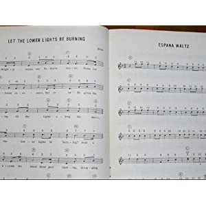 21 Magnus 6 12 16 Chord Organ Music Book Music That On