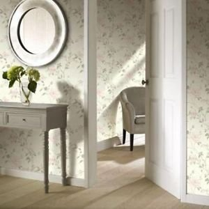Gran Deco Fusion Wallpaper - Pink by New A-Brend