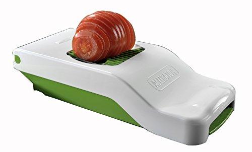 2020 Original Slicer Scheibenschneider, Küchenhelfer für schnelles mit sauberes Schneiden von Gemüse und Obst-Scheiben