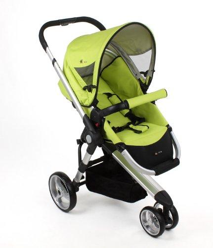 Bambini Cinque Verde stroller / Pram bundle