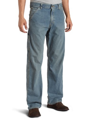 Levi's Mens Carpenter Loose Straight Jean, Antique Tint, 31X30