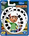 ViewMaster 3D Reels – Handy Manny 3-p…