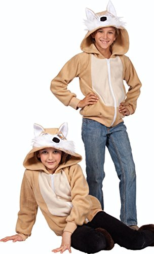 Vixie The Fox Child Hoodie Costume