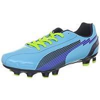 Puma Women's evoSPEED 5 FG Wn's Sports Shoes - Football 102601 Blue Mist-New N 6.5 UK