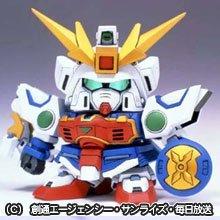 Shenlong Gundam (SD) (Gundam Model Kits) Bandai [JAPAN] - 1