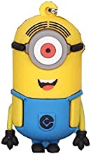 8GB Minion (One-Eyed) USB Flash Drive from Despicable Me