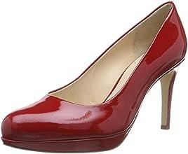 Högl 0- 10 8004 4000, Escarpins Femme, Rouge (4000), 37.5