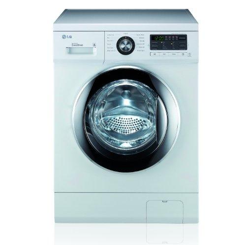 LG F1096NDA Libera installazione Caricamento frontale 6kg 1000RPM A+++ Bianco lavatrice