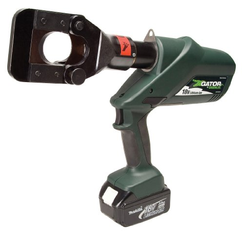 Greenlee ESG45L11 Gator Battery-Powered ACSR Cable Cutter with 120V Charger
