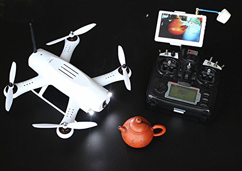XT-XINTE WST Shuttle's 280 Drone with Camera FPV 5 Inch Monitor ?Race Crossing the Machine DIY Remote Control Aircraft 4-Axis