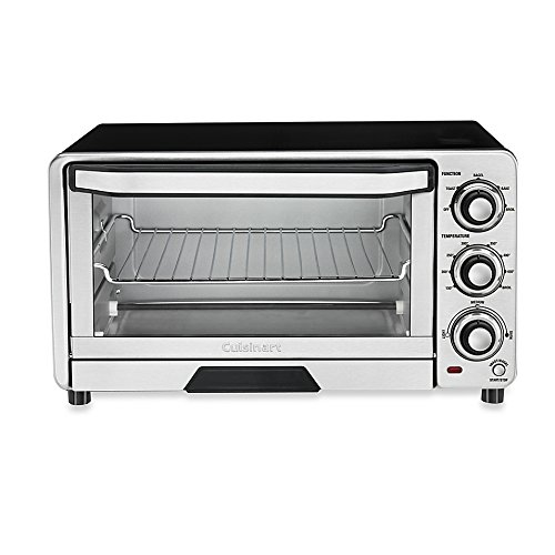 Cuisinart Custom Classic Toaster Oven Broiler in Stainless Steel (Toaster Ovens Small Space compare prices)