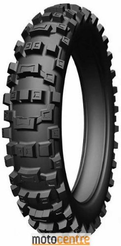 Michelin 110/90 -19 M/C 62R TT AC 10 Rear Tyre