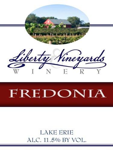 Nv Liberty Vineyards & Winery Fredonia Lake Erie 750Ml