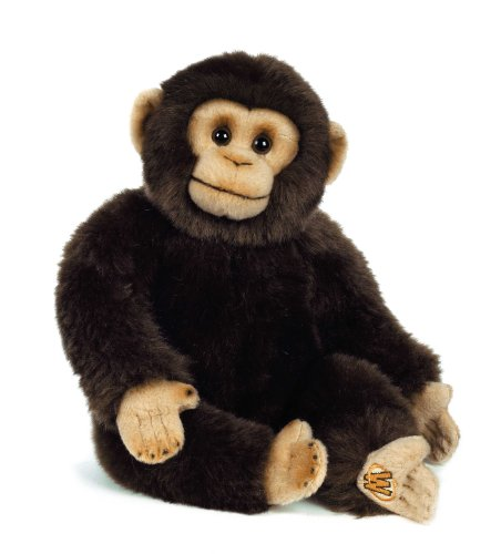 Webkinz Smaller Signature - Chimpanzee