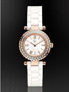 Gc Mini Chic Ladies Diamond Set Watch - X70126L1S