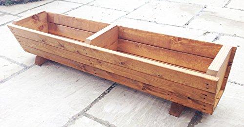 120cm-large-wooden-trough-planter