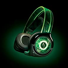 Afterglow AGU.1S Wireless Headset - Green Lighting