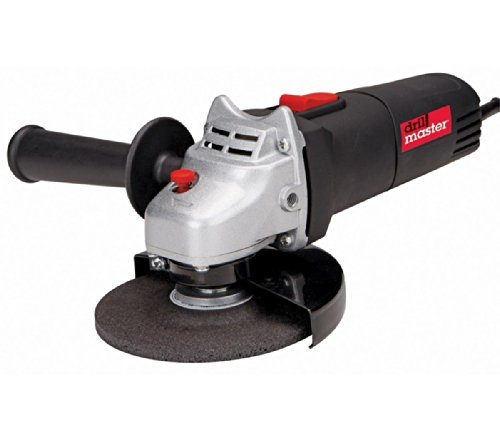 """Drill Master 4-1/2"""" Angle Grinder Electric Power Tool 120V 60625"""